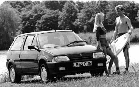 James May's greatest hits: and the world's best car is...Citroen AX GTI