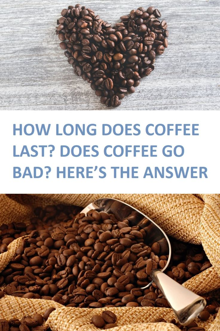 How Long Does Coffee Last.? Does Coffee Go Bad.? Here's