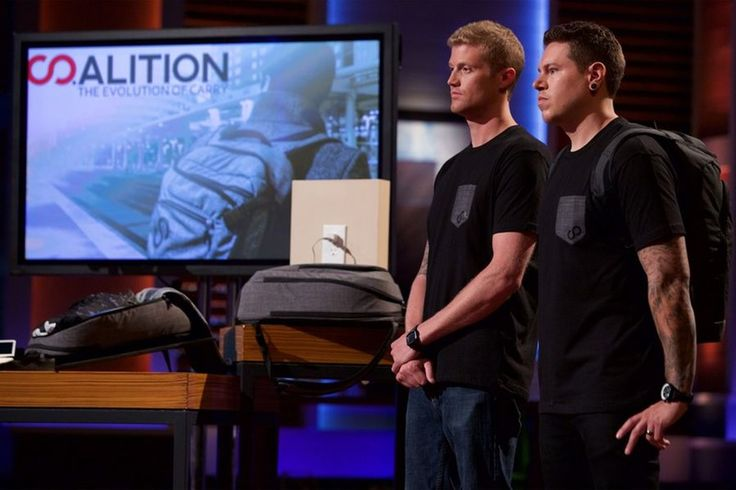 Where To Buy Co.alition Backpacks From 'Shark Tank' So You're Never Without Power