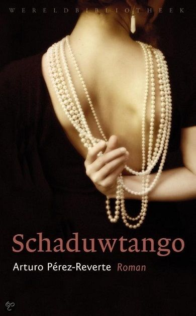 Boek: Schaduwtango - FemNa40
