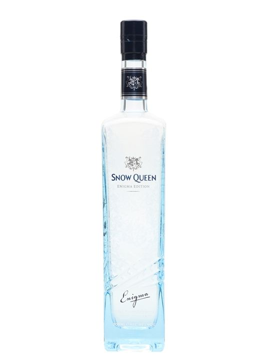 Snow Queen Enigma Vodka : Buy from World