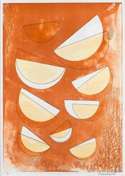Barbara Hepworth - Olympus -   James Kinmont Fine Art