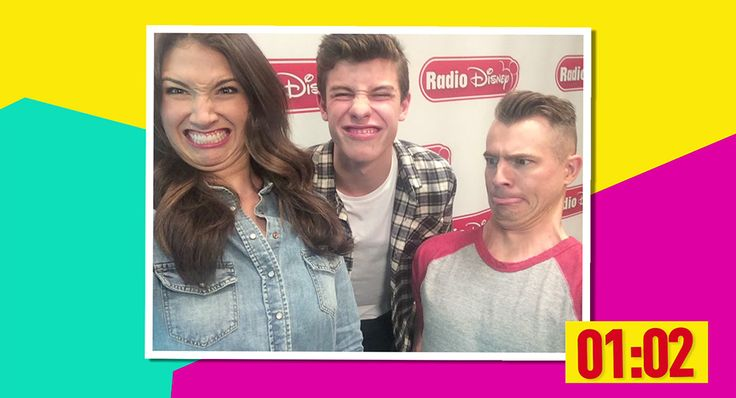 Is there such thing as a bad selfie? Shawn Mendes joins Morgan and Maddy to find the answer to this age-old question.