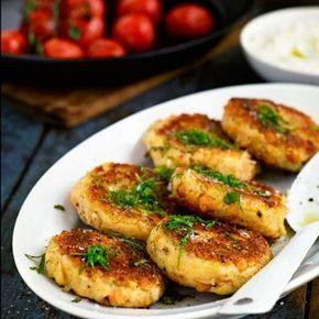 Goda vegetariska biffar med smak av vitlök och soltorkade tomater.
