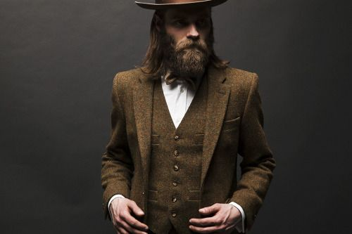 Yeah, I could rock this. Beard and all.
