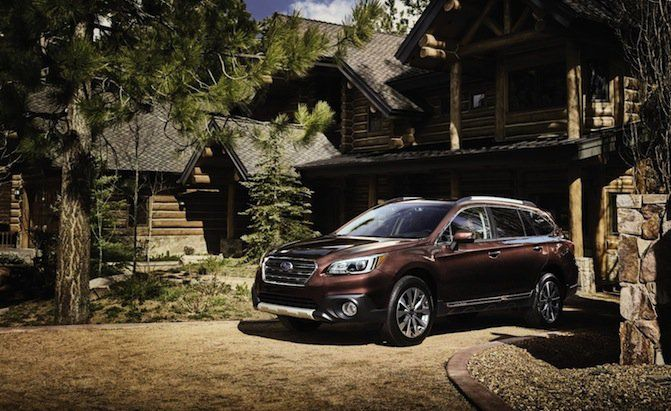 2017 Subaru Outback Touring, Legacy Sport Introduced » AutoGuide.com News