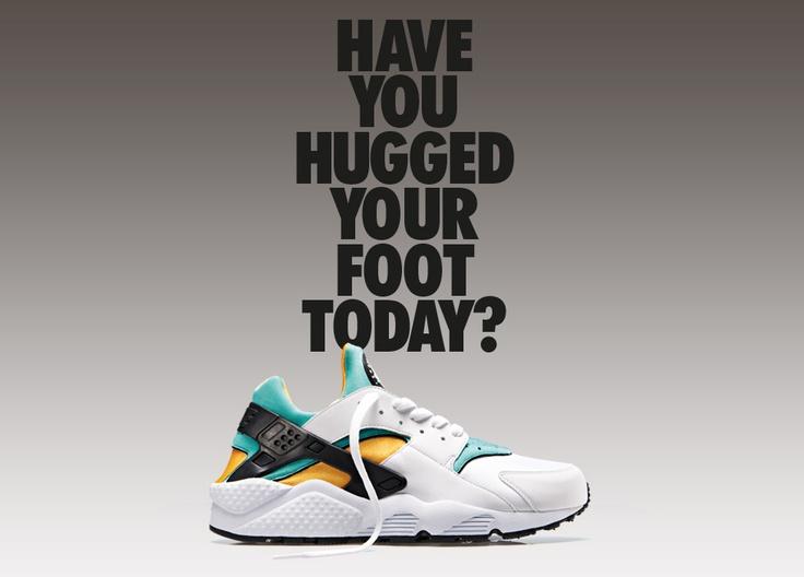 Nike Huarache LE 2013 OG