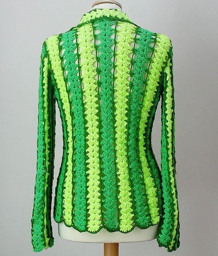 louca por linhas - crochet e patchwork: Mile a minute