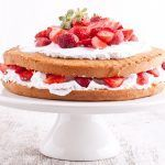 Recept: Suikervrije Victoria Sponge Cake