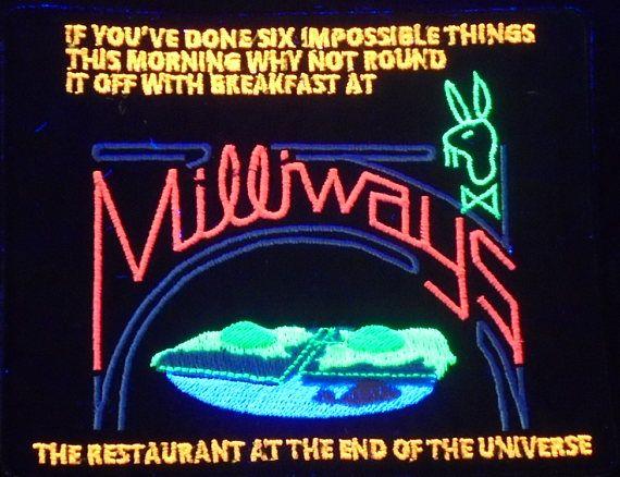 17+ Milliways information