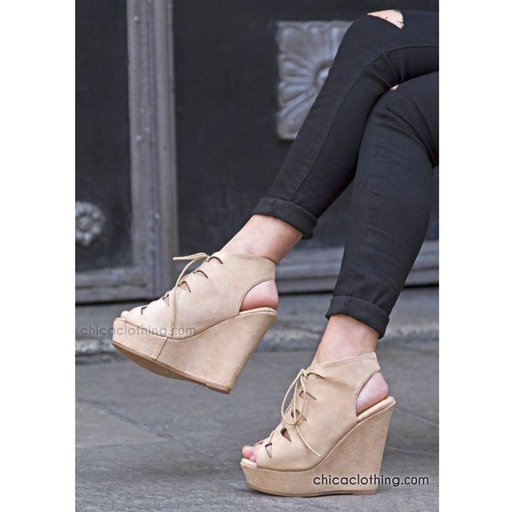 #platforms #heeled #fashion #style