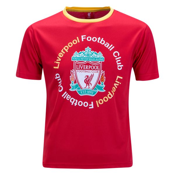 Liverpool Youth Training Jersey