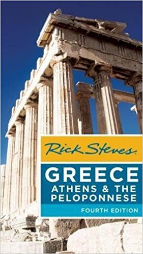 One of the best travel guides to Athens and the Peloponnese