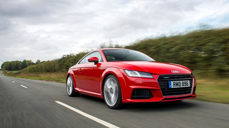 This is arguably the sweet spot of the Audi TT range: the 2.0 TFSI is faster than the diesel TT Ultra and more affordable than the TTS