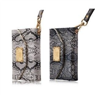 http://www.mkbagspro.com/ - DeiKing Python leather Wallet for iPhone 4/4SDeiKing Python leat