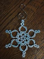 25 Motif Challenge: Earrings, Snowflakes, Bag, Doilies, Motifs, Heart, Pin and Necklaces