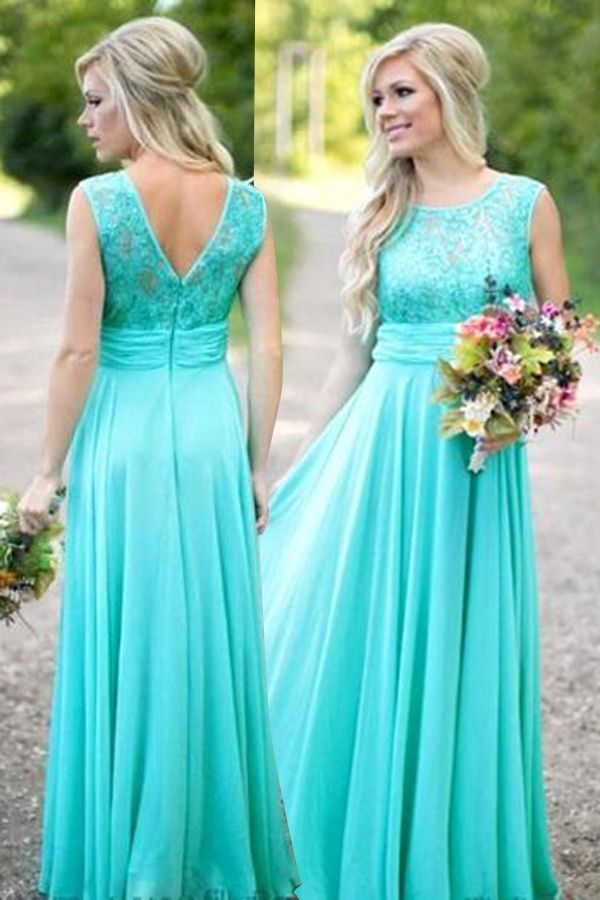 bridesmaid dress,lace bridesmaid dresses,scoop bridesmaid dresses,modest bridesmaid dresses,fancy prom dresses