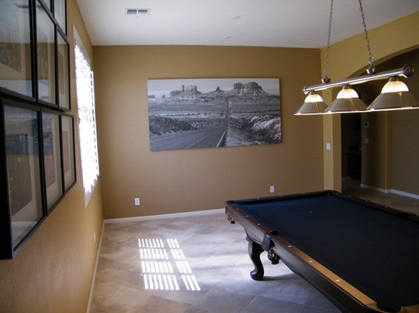 Man Caves Canada : Clean and classy by richard k in calgary alberta canada