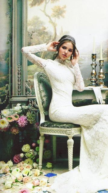 Editorial: Vogue Russia April 2011: