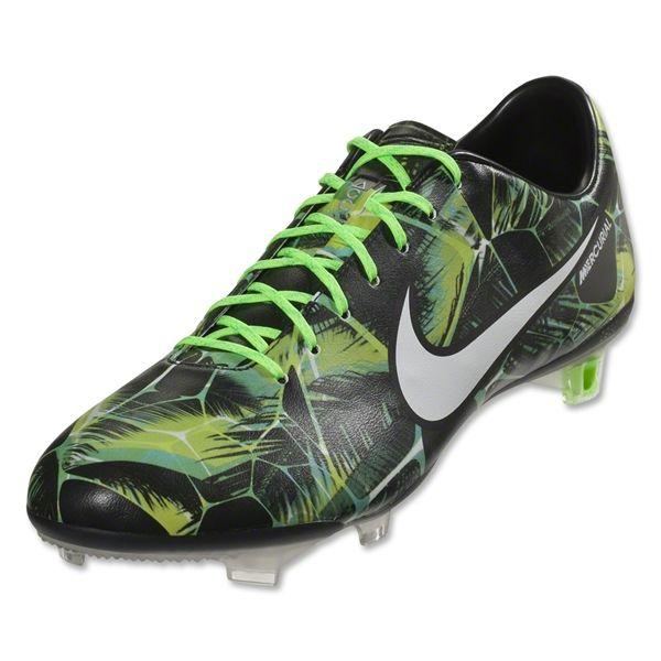 Schuhe Nike Magista Obra AG Fußball Cleats Schwarz Weiß Volt Hyper Punch Einzigartig Designed