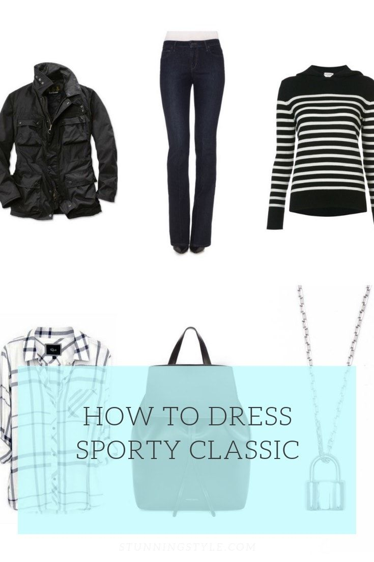 How to Dress Sporty Classic (with Sporty Outfit Examples) – Stunning Style