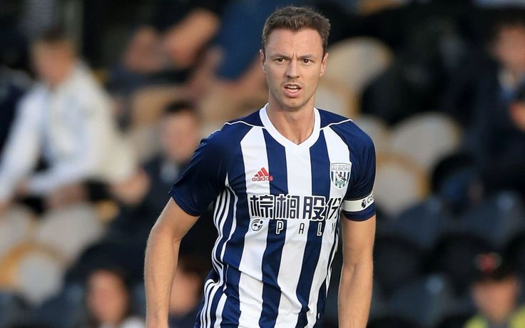 Exclusive: Arsenal join race to sign Jonny Evans from West Brom ahead of transfer deadline day