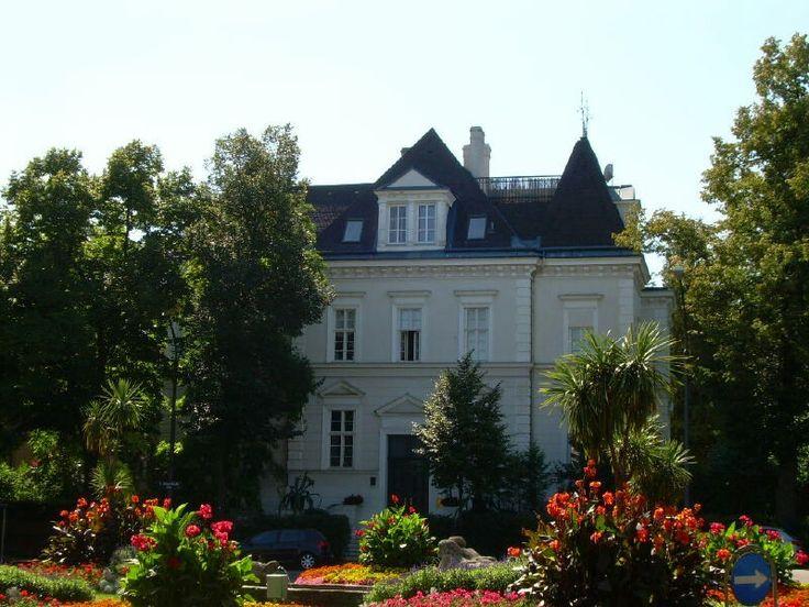 Vienna, Gründerzeit Villa, Cottage Quarter