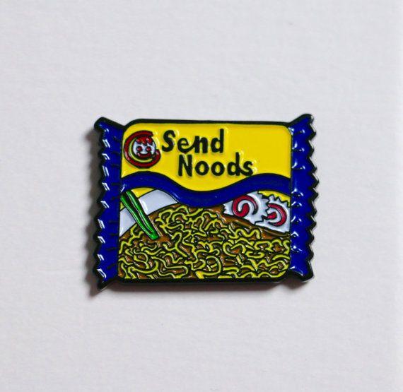 Enviar Pin esmalte Noods
