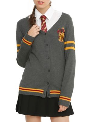 Harry Potter Gryffindor Cardigan
