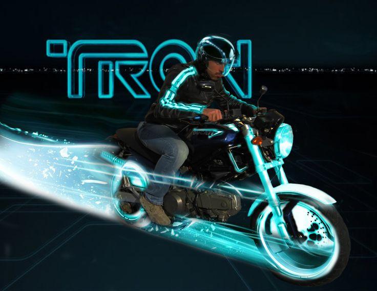 Ducati Monster Tron