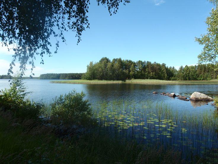 kaunis Evijärvi Finland 2014