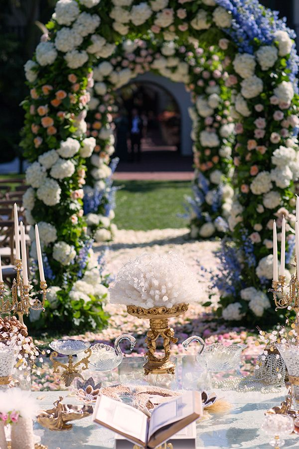 Wedding Every Modern Day Fairytale Should Copy Ceremony