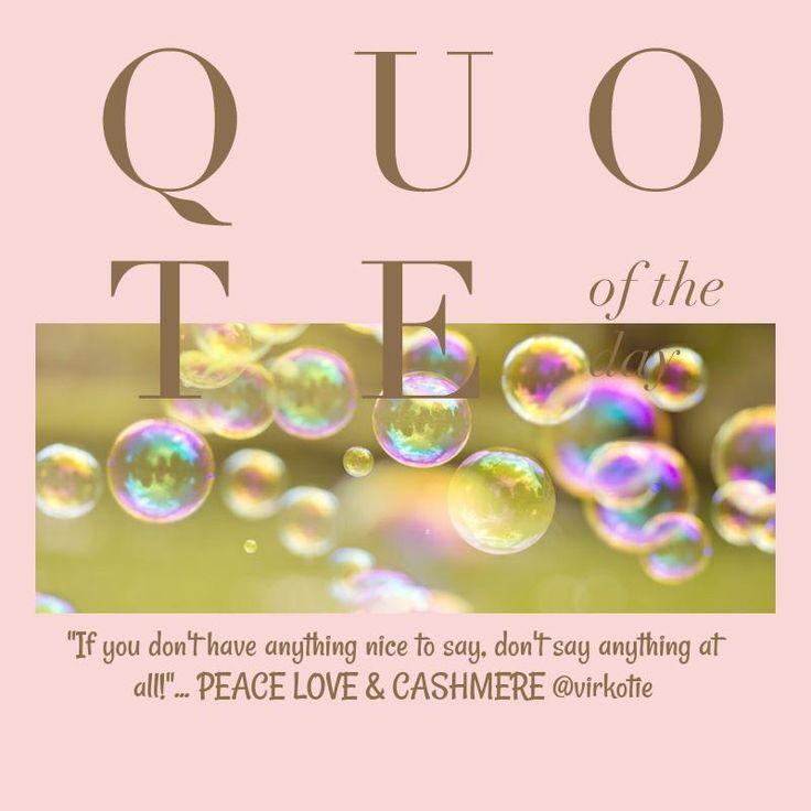 """VIRKOTIE """"Quote of the Day!""""... www.virkotie.com"""