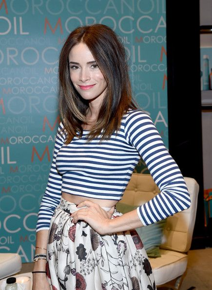 Abigail Spencer Photos Photos - Actress Abigail Spencer attends the Variety Studio presented by Moroccanoil at Holt Renfrew during the 2014 Toronto International Film Festival on September 7, 2014 in Toronto, Canada. - Variety Studio Presented By Moroccanoil At Holt Renfrew - Day 3 - 2014 Toronto International Film Festival