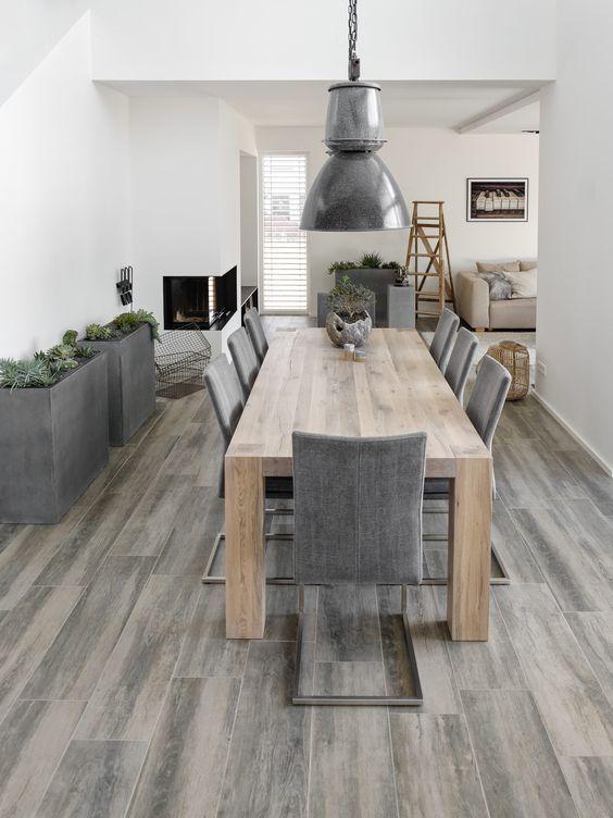 Die Besten 25+ Laminat Grau Ideen Nur Auf Pinterest | Treppen Aus ... Laminat Wohnzimmer Modern