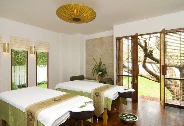 Couple Treatment Room @ The Bangkok Oasis Spa (Thailand)