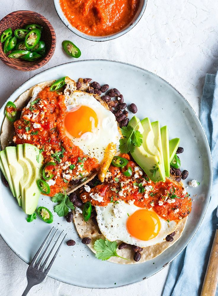 This spicy Mexican breakfast is a great alternative to eggs and bacon.