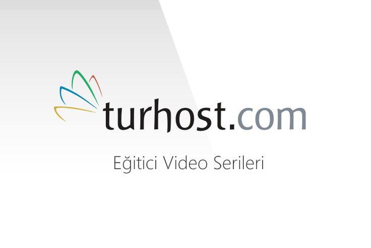 """""""MySQL Veritabanı Oluşturma ve Kullanıcı Ekleme"""" Eğitici videosunu destek sayfamızda izleyebilirsiniz: http://support.turhost.com/index.php?/Knowledgebase/Article/View/119/14/mysql-veritaban-oluturma-ve-kullanc-ekleme"""