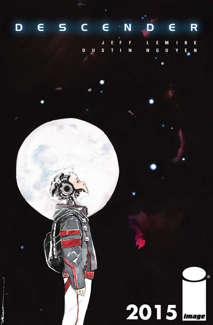 Jeff Lemire: Amid Hollywood's call, new 'Descender' comic book is his big picture - The Washington Post