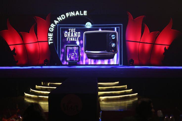 Grand Finale set!