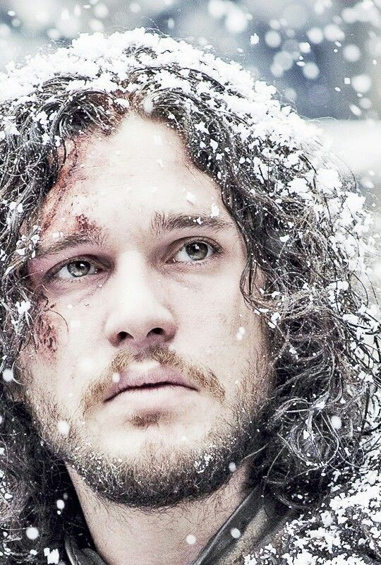 The beautiful bastard.. Jon Snow..