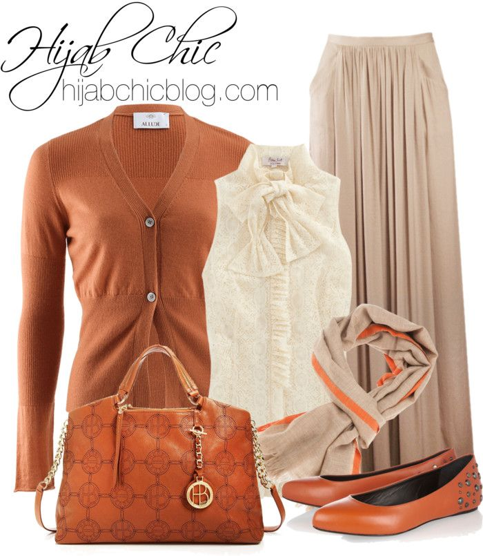 Hijab Fashion: Henri Bendel Bag