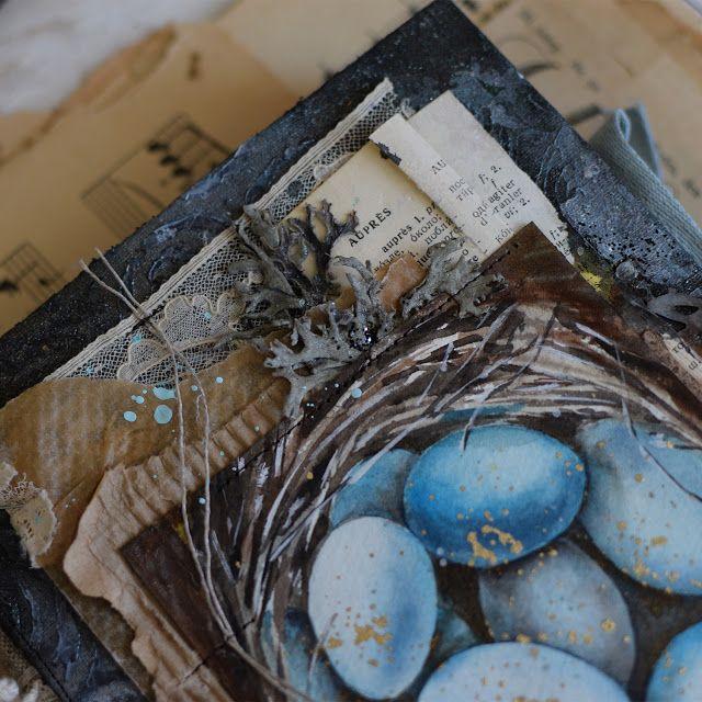 Handmade by Smilla: Разные новости и новый блокнот про март)