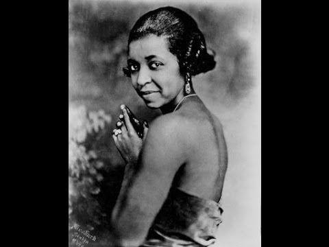 ▶ Ethel Waters & Her Ebony Four - No Man's Mamma (1925) - YouTube