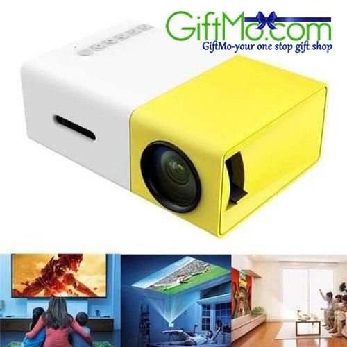 Amazing Lumi HD Projector Full HD Ultra Portable and Incredibly Bright