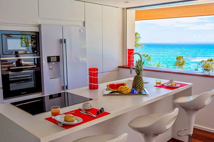 Location guadeloupe - villa avec vue mer exceptionnelle