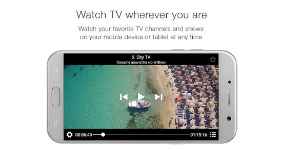 StalkerTV - μικρογραφία στιγμιότυπου οθόνης