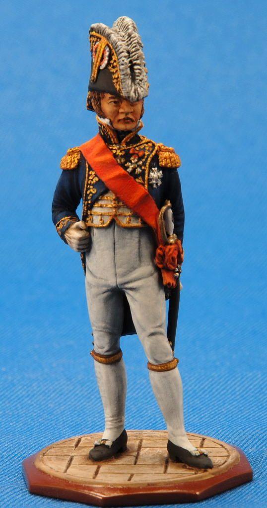 Французский генерал Бачиокки - 1810  ММС