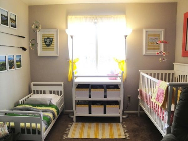 Be Still My Heart: Shared Nursery and Toddler Room Roundup   Shoes Off, Please