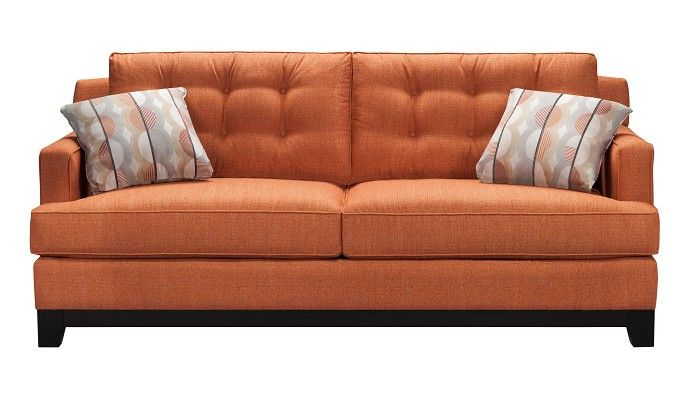 slumberland furniture meriden collection tangelo sofa
